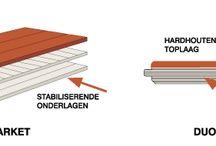 Multiplanken / Multiplanken, veilg&vast, praktisch werkingsvrij, maar toch geweldig trendy en oh zo goed met natuurolie te bewerken.