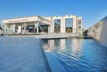 Savoy Beach Hotel / Experience Savoy Beach Hotel, 4* Luxury Hotel in Paestum, South Italy.