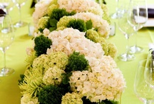 Wedding Reception Flowers / Table top decor, wonderful ideas for decorating your wedding reception from fresh flowers, linens, candles and more.