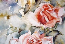 watercolor- flowers