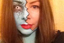 Spooky! / Jacqueline's Halloween looks