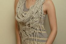Crochet and knits / by Michelle Vaughan