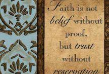 Sayings I Like/Fav Bible Quotes