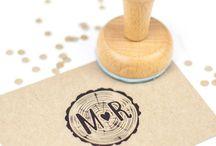 Sellos de boda / stamps