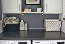 Laundry Rooms / The laundry room, loads of fun