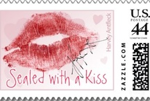 postage stamps / by Holly Scheer