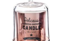 Candles > Decor > Home