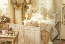 vintage and shabby chic design