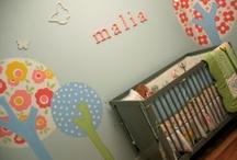 nursery ideas / by Patricia Salc-Prins