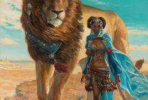 african warrior princess