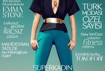 Magazine .... / by Dady Parra