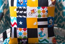 Quilting and patch work