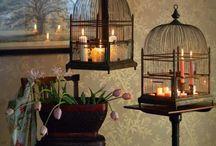 birdcage & decor
