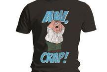 T-Shirt Cartoon & Comics