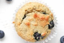 muffins blue berries