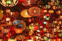 Turkish interiors