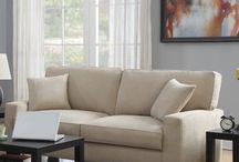 sofa / by Emily