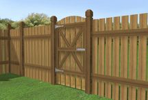 Garden gate &door's