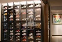 Sneaker room ideas