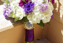 Purple Floral Weddings / Purple Floral Wedding Ideas. Flowers: A Happily Ever After Floral