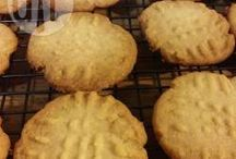 Biscuits & other delicious morsels