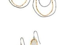 Metal smithing / ideas for jewelry making, jewelry style, formwork, fabrication, texture, etc. / by Kirin Makker