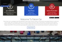 Taxi Dispatch System for Falcon Cars by Your Cab Manager
