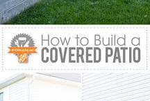 Backyard Patios / Create the perfect patio for your new Betenbough home! Feel inspired as your browse through some of our favorite ideas for patio decor, furniture and more!