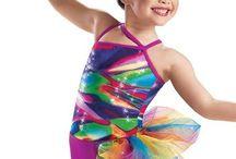 Chanel Dance Costumes