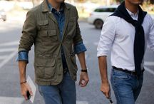 Menswear / by Style Pantry