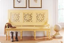 Painted furniture inspiration  / by Mandy Strickland