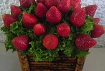 arreglos de fruta