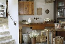 Country French house