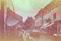 Orwo 100 asa nc21 - experiential redscale photos