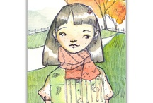 girls / by Lindsay Ostrom . Creator of Cuteness