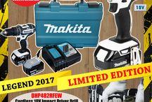 Makita DHP482RFEW Limited Edition