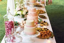 Dessert Reception Ideas