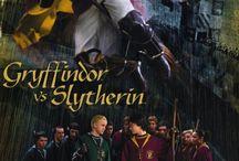 Gryffindor Caught the Snitch... / Quidditch