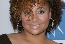 FAMOUS AFRICAN AMERICAN ACTRESSES ROCKING THEIR NATURAL HAIR.... / by ESSENTIALS4YOU