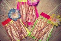 Convites Hawai  party