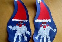 Vánoce výrobky pro děti