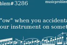 A musician's life