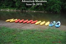 """Kayak the North Fork of the Holston / """"Float the Fork"""" with Adventure Mendota"""