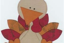 Thanksgiving Crafts / by Nancy Stoner