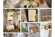 Esküvő enteriőr . Wedding design / Dekoratőr és lakberendező szakos hallgatók esküvői enteriőrök témájú projektfeladatai.