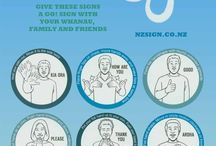 NZ sign language