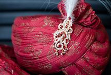 indian groom turbons
