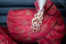 indian groom turbons