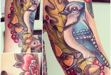tattoo / by Shayna Orlich