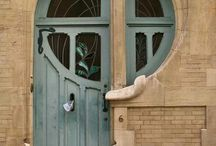 front doors gates